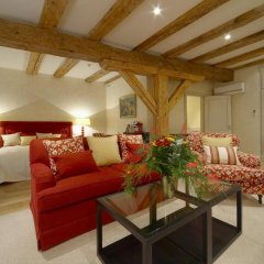 Garden Palace Hotel 4* Люкс повышенной комфортности с разными типами кроватей фото 5