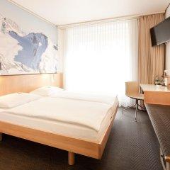 Hotel Basilea Zürich 3* Стандартный номер с 2 отдельными кроватями фото 2
