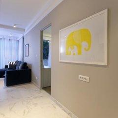 Отель The Residence 4* Улучшенные апартаменты с различными типами кроватей фото 9