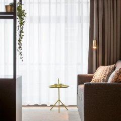Отель PREMIER SUITES PLUS Antwerp 3* Номер Делюкс с различными типами кроватей фото 5