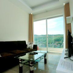 Отель Condotel Ha Long Апартаменты с различными типами кроватей фото 3