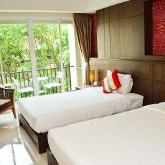Lub Sbuy House Hotel 3* Улучшенный номер с различными типами кроватей фото 9