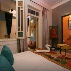 Отель Maison Aicha Марокко, Марракеш - отзывы, цены и фото номеров - забронировать отель Maison Aicha онлайн комната для гостей фото 4