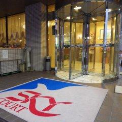 Отель Sky Court Hakata Хаката фитнесс-зал
