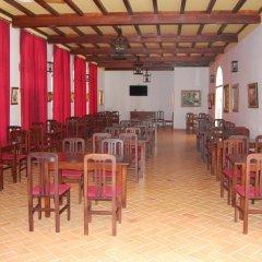 Отель Hospederia Del Carmen питание