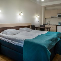 Апартаменты Pirita Beach & SPA Студия с различными типами кроватей фото 15