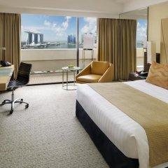 Отель PARKROYAL COLLECTION Marina Bay 5* Улучшенный номер фото 4