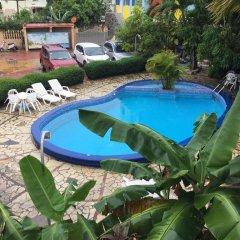 Отель Aparta Hotel Bruno Доминикана, Бока Чика - отзывы, цены и фото номеров - забронировать отель Aparta Hotel Bruno онлайн бассейн фото 2