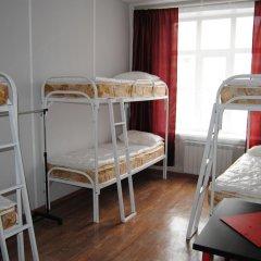 Хостел Европа Кровать в общем номере с двухъярусной кроватью фото 6