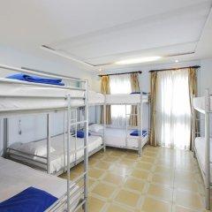 Saigon Backpackers Hostel @ Pham Ngu Lao Кровать в общем номере с двухъярусной кроватью