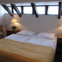Hotel Jana / Pension Domov Mladeze Стандартный номер с различными типами кроватей фото 3