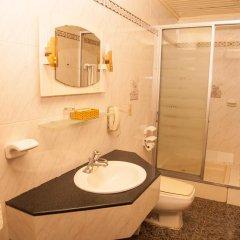 Отель Golf 1 2* Семейный номер Делюкс с различными типами кроватей фото 2