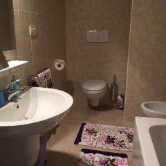 Отель Appartements König Меран ванная