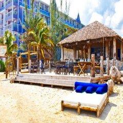 Отель Valencia Villa Ямайка, Очо-Риос - отзывы, цены и фото номеров - забронировать отель Valencia Villa онлайн бассейн
