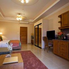 Отель Baan Souy Resort 3* Студия с разными типами кроватей фото 5