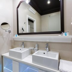 Мини-отель Далиси Стандартный номер с разными типами кроватей фото 6