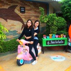 Отель Rimbueng Resort Pranburi 3* Стандартный номер с различными типами кроватей