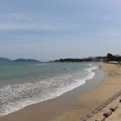 Chau Loan Hotel Nha Trang пляж фото 2