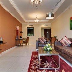 Abidos Hotel Apartment, Dubailand 4* Улучшенные апартаменты с различными типами кроватей фото 7