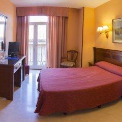 Отель Reina Cristina 3* Номер Делюкс с различными типами кроватей фото 4