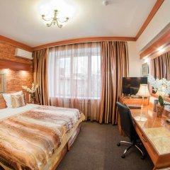 Гостиница Уют 4* Стандартный номер с двуспальной кроватью фото 8