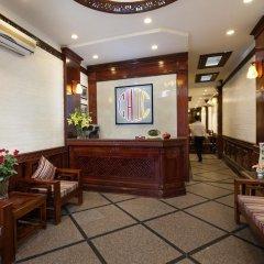 Hanoi Chic Hotel интерьер отеля