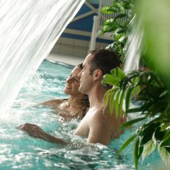 Hotel Club MMV Les Neiges бассейн