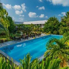 Отель Amra Palace бассейн фото 2