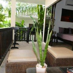 Отель Baan Sukreep Resort спа