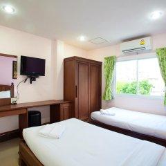 Отель Baan Sutra Guesthouse 3* Стандартный номер фото 9