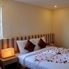Begonia Nha Trang Hotel 3* Номер Делюкс с различными типами кроватей фото 2