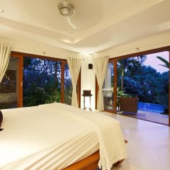Отель Baan Sai Tan Самуи сауна