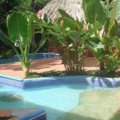 Hotel El Encanto De Dona Lidia Луизиана Ceiba бассейн