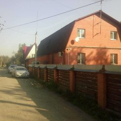 Гостиница Homestay Malinka-Sheremetyevo парковка