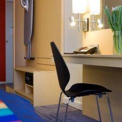Отель Park Inn by Radisson Malmö 4* Стандартный номер с различными типами кроватей фото 2