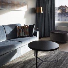 Отель Hilton Helsinki Strand 4* Улучшенный люкс с различными типами кроватей фото 8