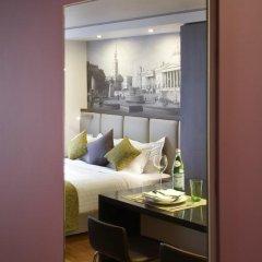 Отель Citadines Trafalgar Square London 3* Студия с различными типами кроватей фото 8