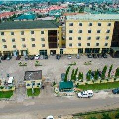 Отель Swiss International Mabisel Port Harcourt Нигерия, Порт-Харкорт - отзывы, цены и фото номеров - забронировать отель Swiss International Mabisel Port Harcourt онлайн