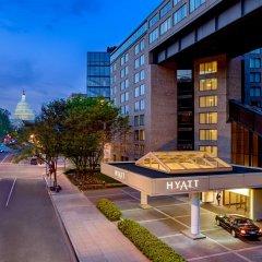 Отель Hyatt Regency Washington on Capitol Hill 4* Стандартный номер с 2 отдельными кроватями