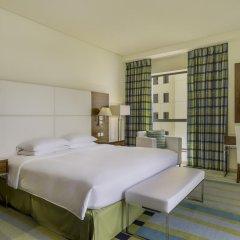 Отель Hilton Dubai The Walk 4* Студия с двуспальной кроватью фото 4