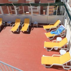 Hotel Baia De Monte Gordo бассейн фото 6