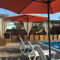 Гостиница Holin Holl Украина, Бердянск - отзывы, цены и фото номеров - забронировать гостиницу Holin Holl онлайн бассейн фото 3