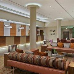 Отель Hilton Munich City 4* Стандартный номер с различными типами кроватей фото 7
