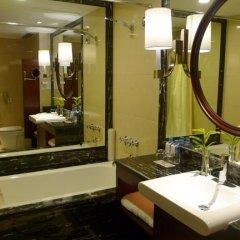 Central Hotel Shanghai 4* Улучшенный номер с различными типами кроватей фото 4