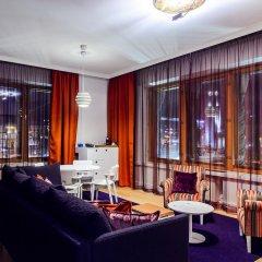 Radisson Blu Plaza Hotel, Helsinki 4* Представительский люкс с различными типами кроватей фото 3