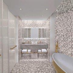 Отель Five Palm Jumeirah Dubai Улучшенный номер с различными типами кроватей фото 2