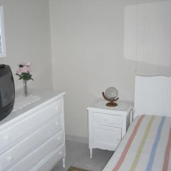 Отель Hospedaria D´Ines De Castro Стандартный номер двуспальная кровать (общая ванная комната)