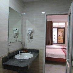 Viet Nhat Halong Hotel 2* Номер Делюкс с двуспальной кроватью фото 9