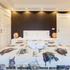 Отель Defne Suites Люкс с различными типами кроватей фото 22