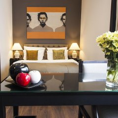 Quentin Boutique Hotel 4* Номер Делюкс с различными типами кроватей фото 34